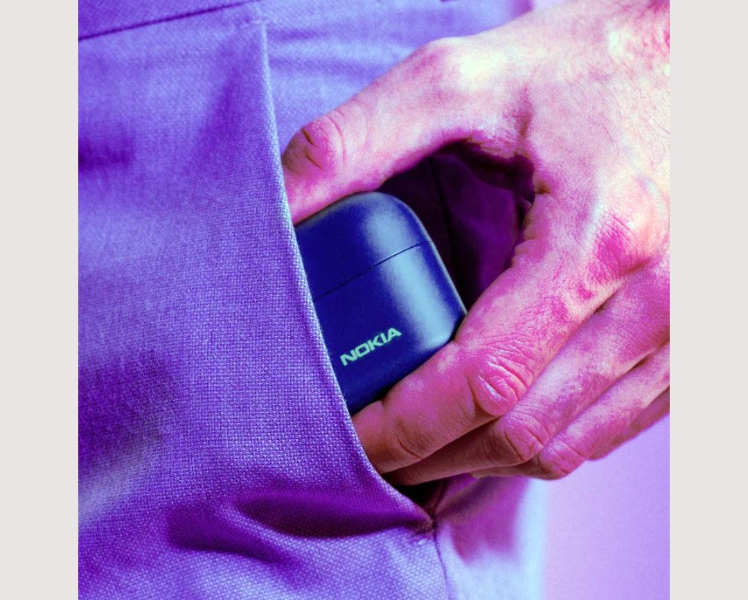 Nokia Power Earbuds Lite tamaño bolsillo