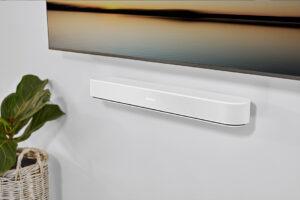 Nueva Beam de Sonos color blanco