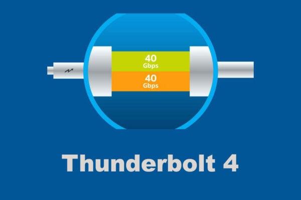 Thunderbolt 4 pincipal