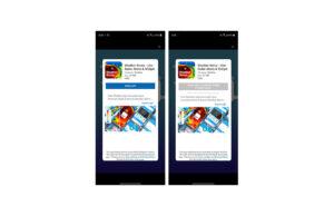 Ejemplo de Apps que se instala sin consenso del usuario gracias al software de Digital Turbine