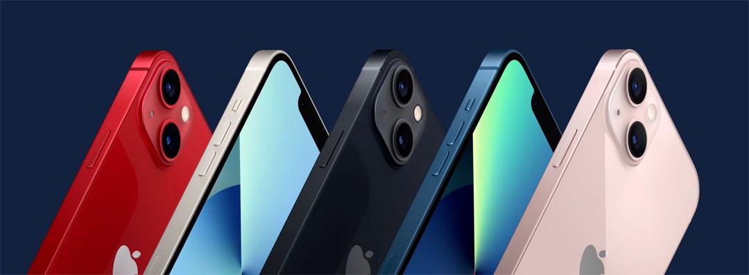 Familia del iPhone 13