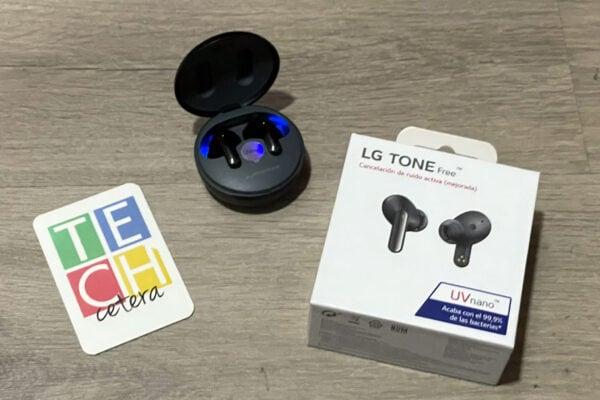 LG Tone Free FP
